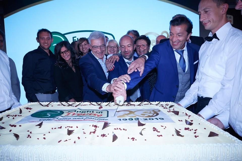 SG con Kore per il 20° anniversario del Consorzio Funghi di Treviso