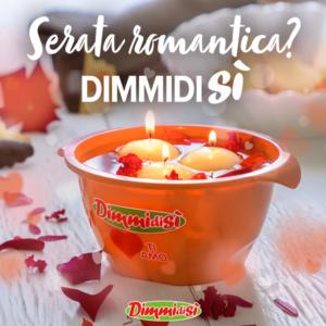 post facebook San valentino- DimmidiSì - creatività Soluzione Group