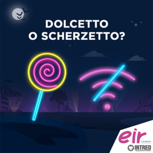 post facebook halloween - EIR - creatività Soluzione Group