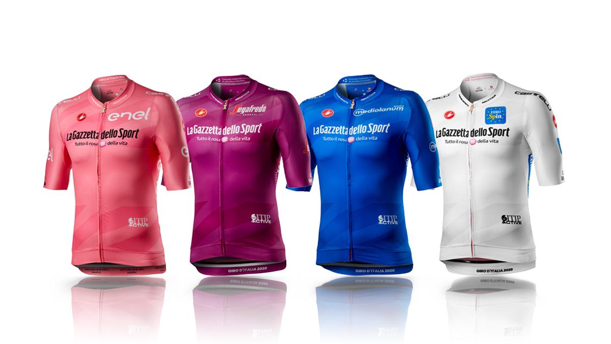 Sitip maglia rosa Giro d'Italia - Press Room Soluzione Group