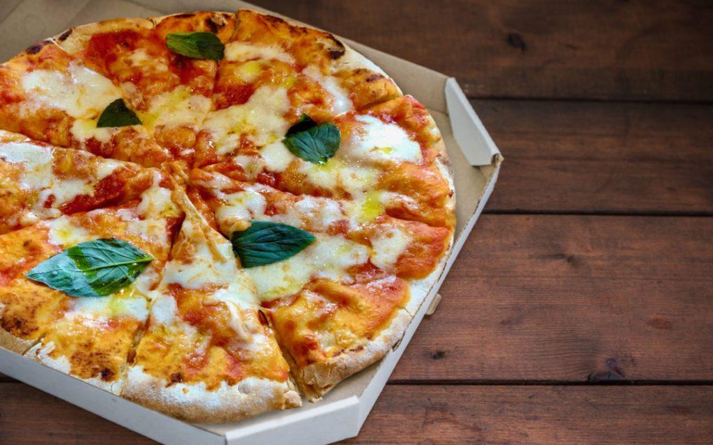 Molino Spadoni - base pizza rotonda