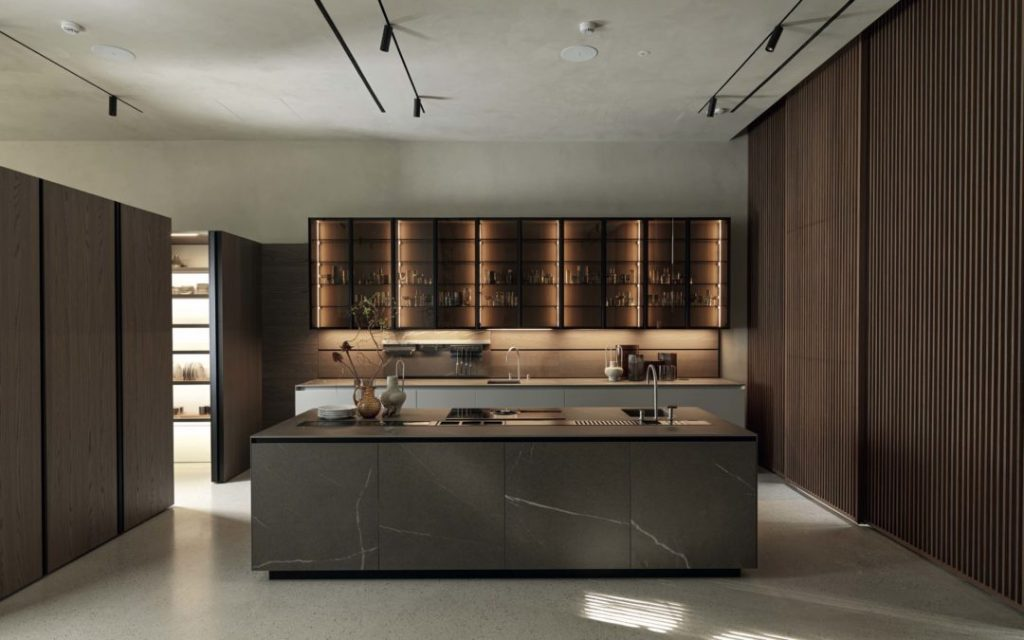 "Euromobil progetto ""Re-design kitchen atmosphere"""