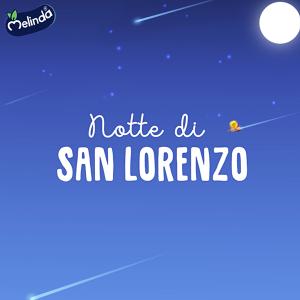 post facebook notte di San Lorenzo Melinda- creatività Soluzione Group