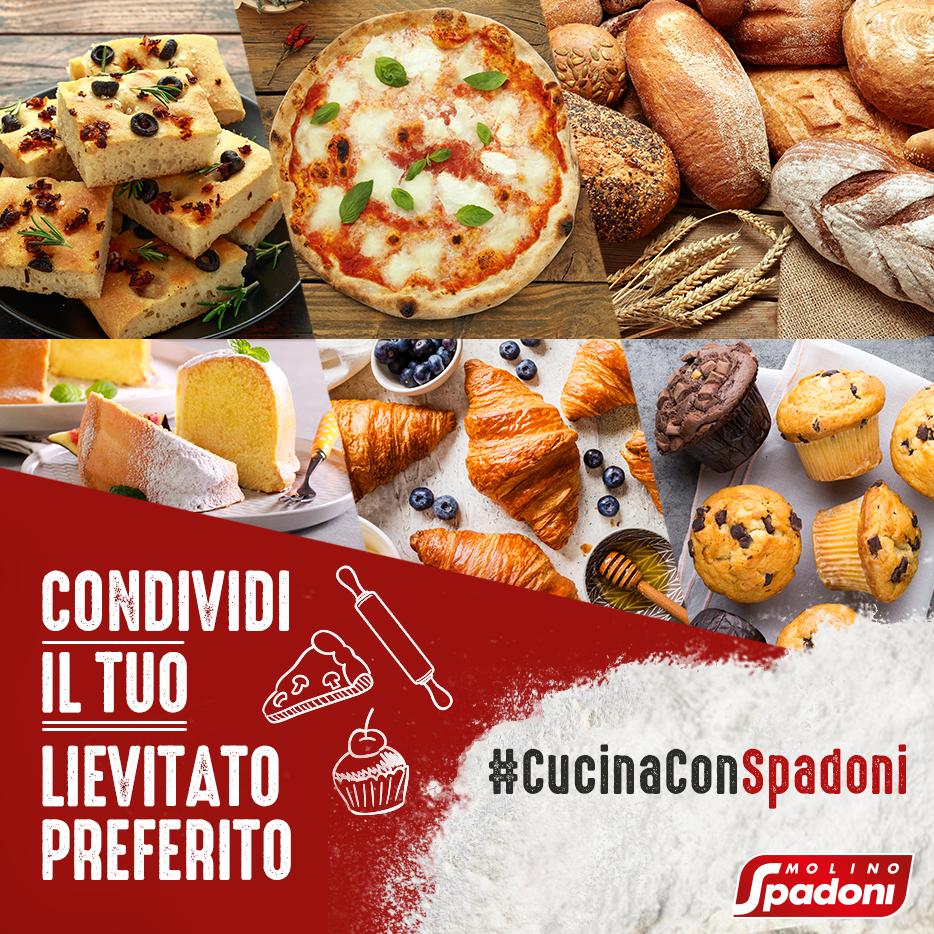 #CucinaConSpadoni, la nuova campagna di microinfluencer firmata da SG per Molino Spadoni